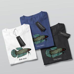 Camisetas de Hombre Betta hendra