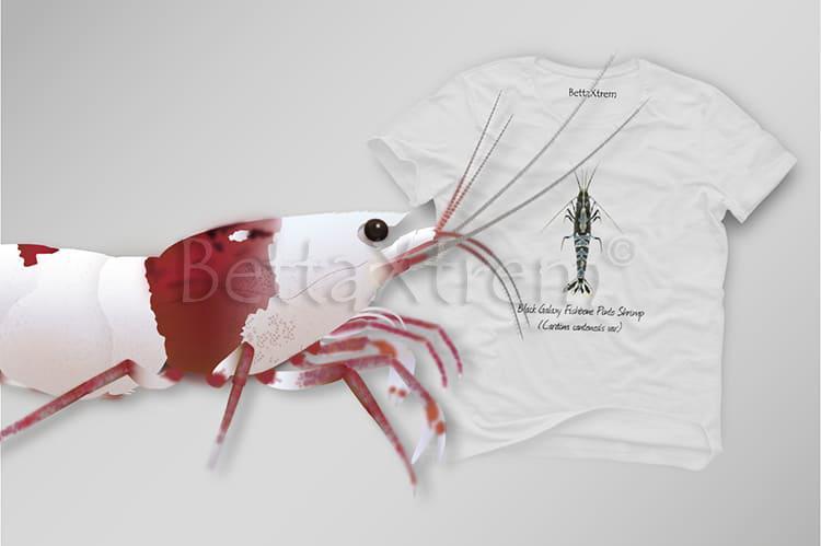 Productos personalizados con ilustraciones de Gambas