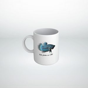 Taza Betta splendens ctpk