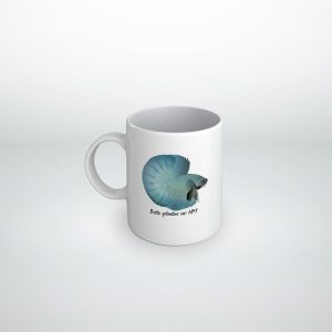 Taza Betta splendens hm