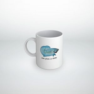Taza Betta splendens hmpk