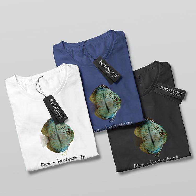 Camisetas Discus