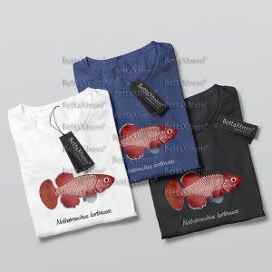 Camisetas de Hombre Killi Nothobranchius korthausae