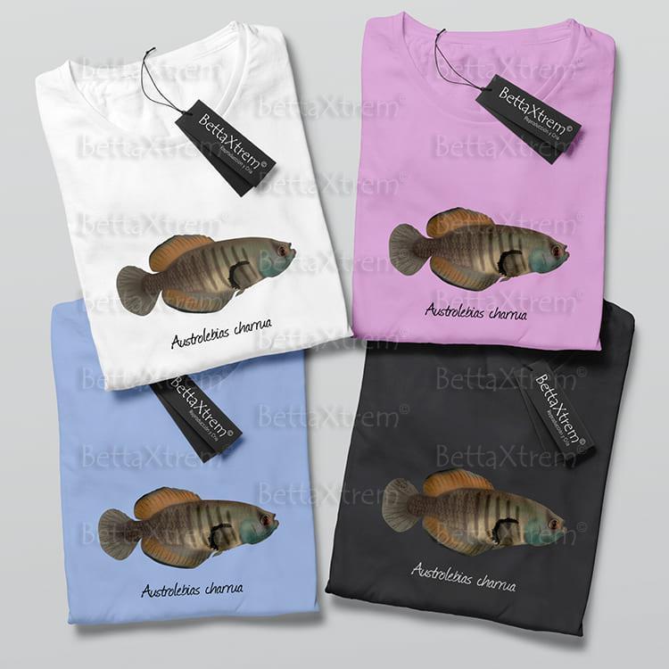 Camisetas de Niño y Niña Killi Austrolebias charrua