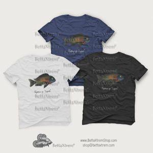 Camisetas Cíclidos