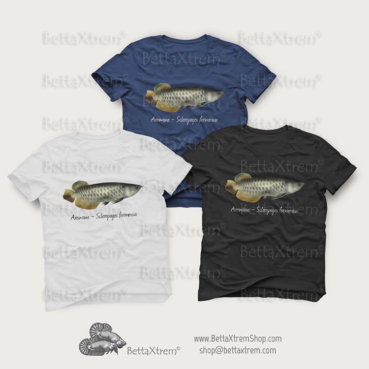 Camisetas Arowanas