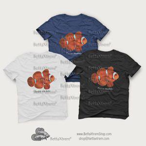 Saltwater fish T-shirt