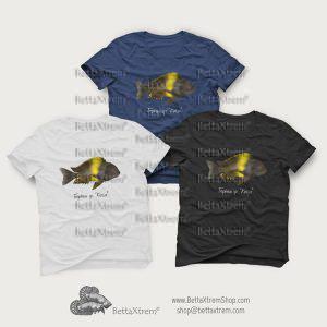 "Camisetas de Hombre Tropheus sp ""Kiriza"""