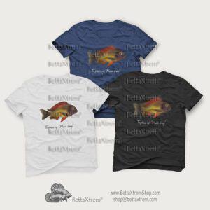 "Camisetas de Hombre Tropheus sp ""Moori ilangi"""