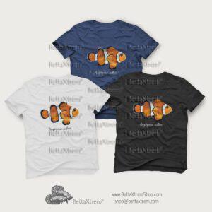 Camisetas de Hombre Amphiprion ocellaris