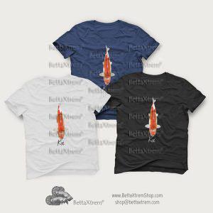 Camisetas de Hombre Carpa Koi 10