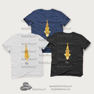 Camisetas de Hombre Carpa Koi 15