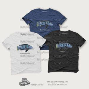 Camisetas de Hombre Pseudotropheus saulosi