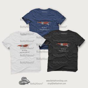 Camisetas de Hombre Gamba Rili Shrimp