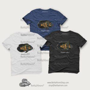 Camisetas de Hombre Astronotus ocellatus