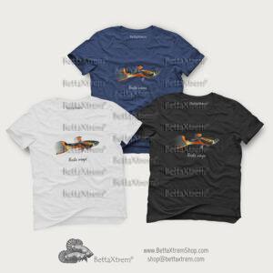 Camisetas de Poecilia wingei 6
