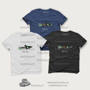 Camisetas de Hombre Poecilia wingei 7