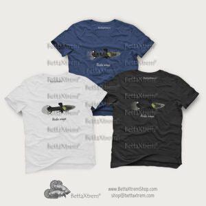 Camisetas de Hombre Poecilia wingei 8
