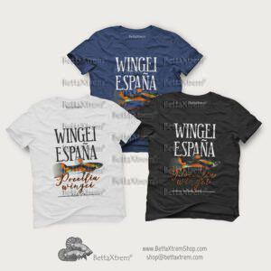 Camisetas Wingei España 1