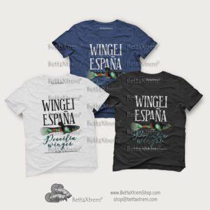 Camisetas Wingei España 2