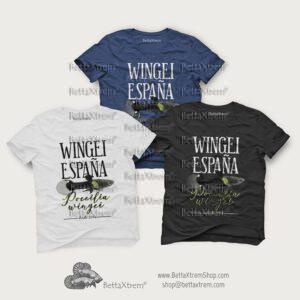 Camisetas Wingei España 3
