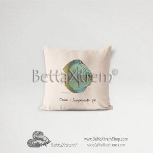Discus Fish Cushion