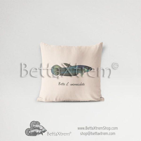 Funda de Cojín Betta ocellata