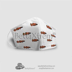 mascarillas BettaXtrem Betta albimarginata