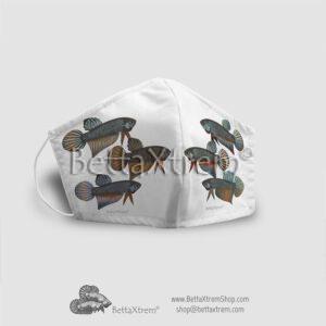 mascarillas BettaXtrem Complejo smaragdina